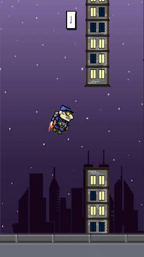 Flappy Jetman