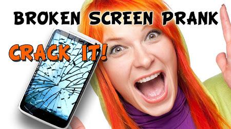 Broken Screen Prank - Crack it 1.0 screenshot 12689