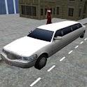 Limousine 3D Driver Simulator icon