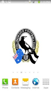 Collingwood Spinning Logo- screenshot thumbnail