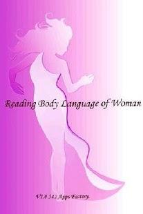 Reading Body Language of Woman