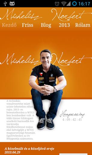 Michelisz Norbert