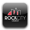 Rock City Church official app logo
