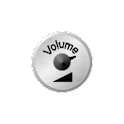 SLW Audio Volume Widget logo