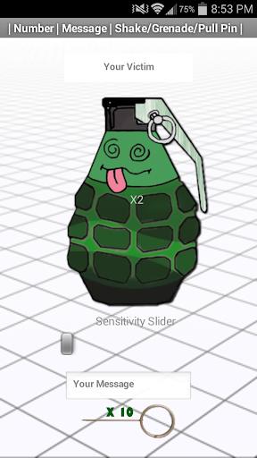 Text Grenade