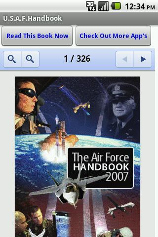 U.S.A.F.Handbook