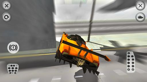 【免費模擬App】Speed Street Racer-APP點子
