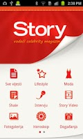 Screenshot of Story Hr