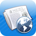 World News Reader logo