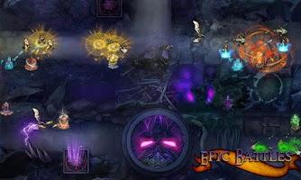 Screenshot of War of Glory