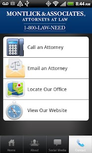 Montlick Mobile Accident Help- screenshot thumbnail