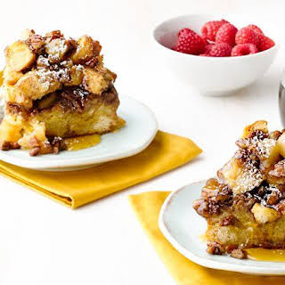 Slow-Cooker Caramel Apple French Toast.