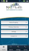 Screenshot of NAT Profile