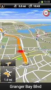 NAVIGON Southern Africa - 屏幕截图缩略图