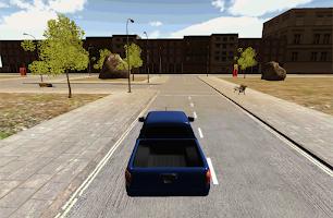 Screenshot of 3D Truck Simulator