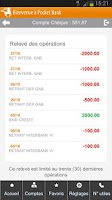 Screenshot of Pocket Bank