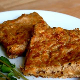 Toasted Mackerel Sandwiches