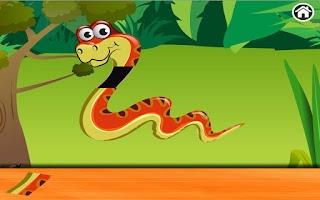 Screenshot of Animal Zoo - Free Toddler Apps