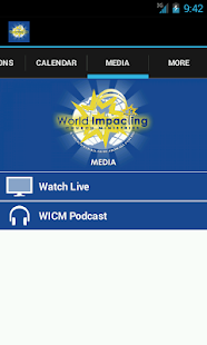 WICM Mobile- screenshot thumbnail