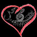 رسائل و نغمات الحب icon