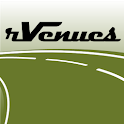 rVenue College Lacrosse Fields logo