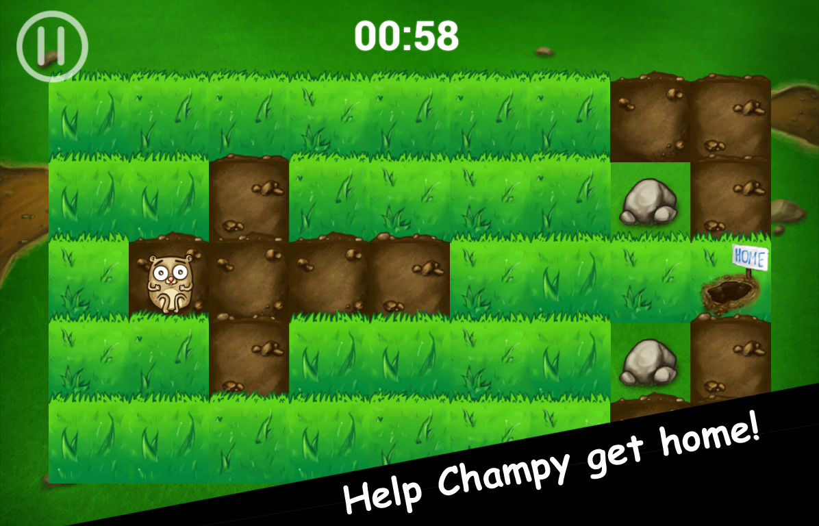 Champy tales: long way home - screenshot
