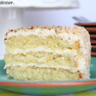 Billie's Italian Cream Cake.