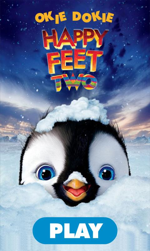 Okie Dokie Happy Feet 2 - screenshot
