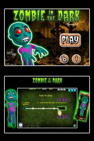 Zombie in the Dark
