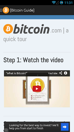 Bitcoins Guide