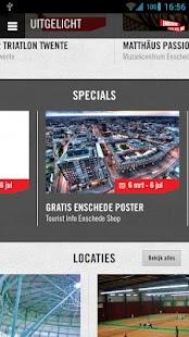 Enschede App- screenshot thumbnail