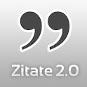 Zitate 2.0: Sprüche,Weisheiten logo