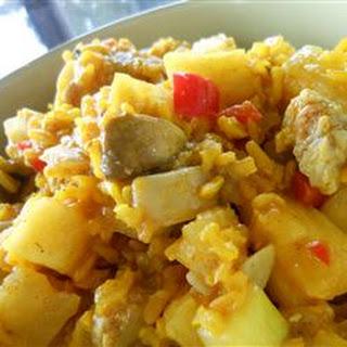 Mediterranean Vegetable Rice Recipes.