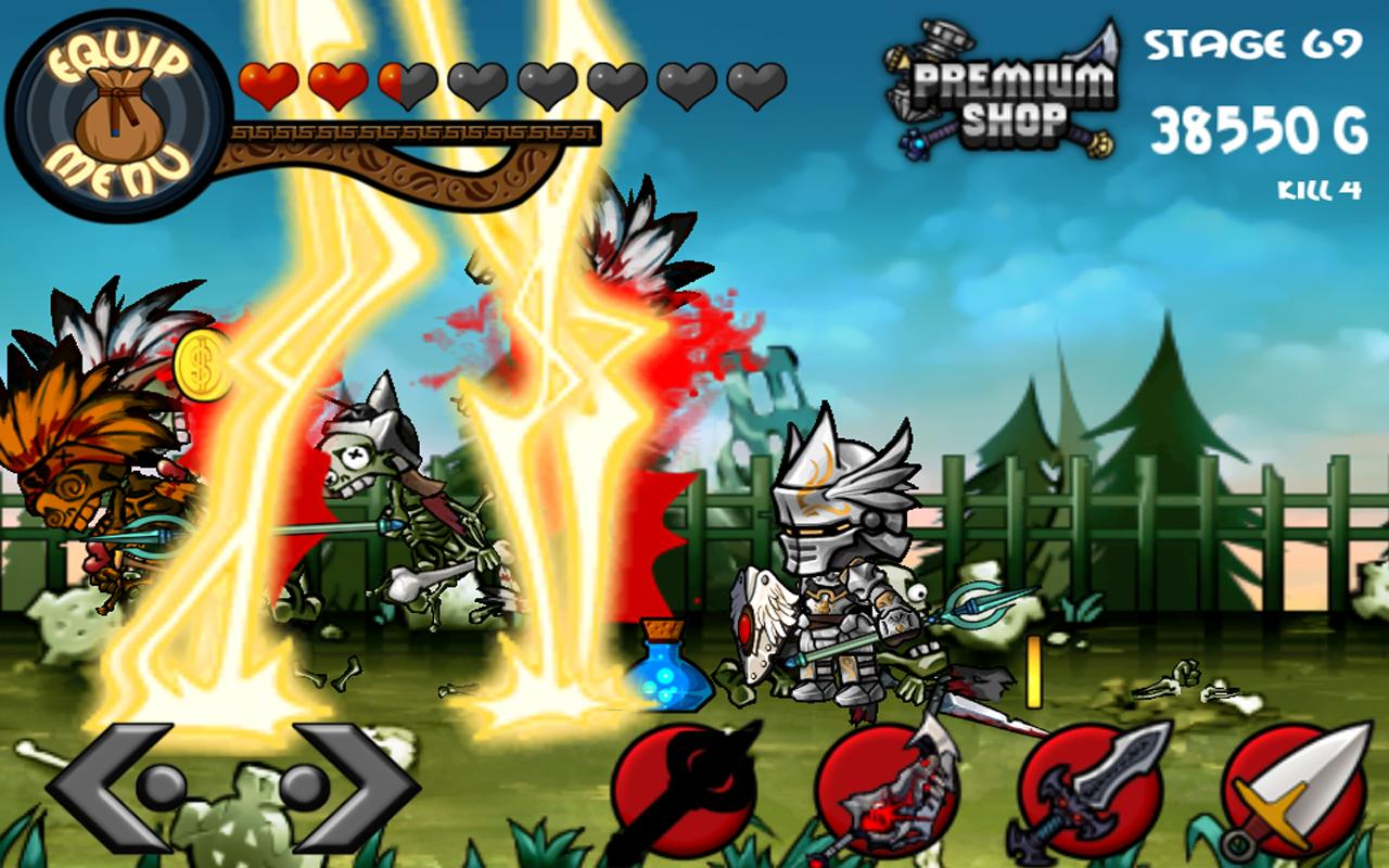 Colosseum Heroes - screenshot