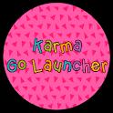 Karma Go Launcher Theme Apk icon