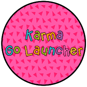 Karma Go Launcher Theme Apk