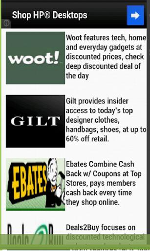 【免費購物App】Home Of Coupon Websites-APP點子