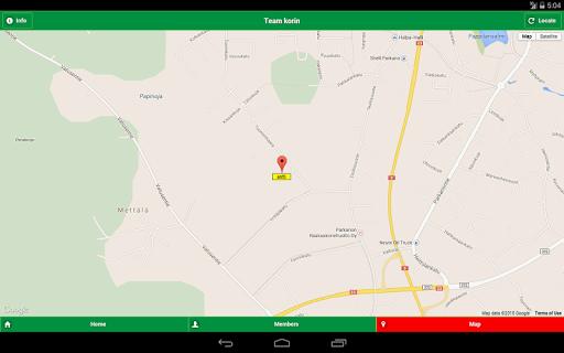【免費通訊App】Team Locator-APP點子
