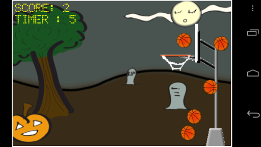 Basketball AndEngine Project