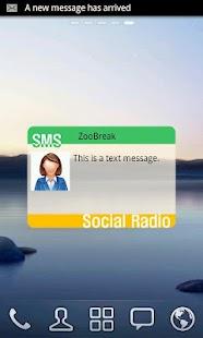 Social Radio -Pro - screenshot thumbnail