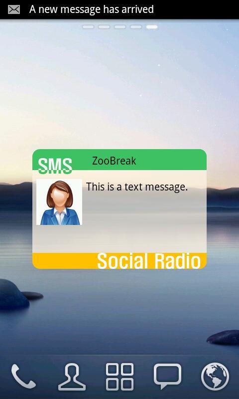 Social Radio -Pro - screenshot
