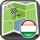 Hungary Offline Navigation icon