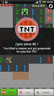 MineCraft Sweeper - screenshot thumbnail