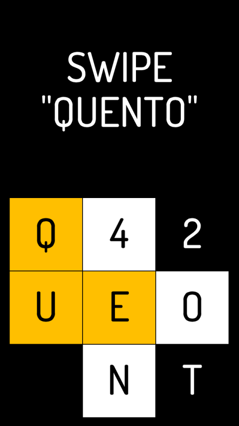 Quento- screenshot