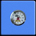 Mickey Mouse Clock Widget 2×2 logo