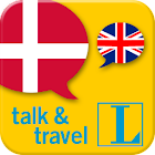 Danish talk&travel icon