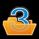 3dir logo