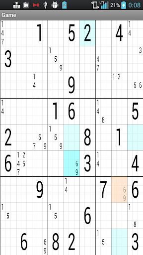 Mugen Sudoku Pazzle 無限数独パズル