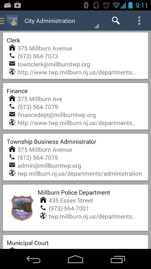 Millburn- screenshot