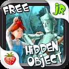 Hidden Jr Wizard of Oz FREE icon